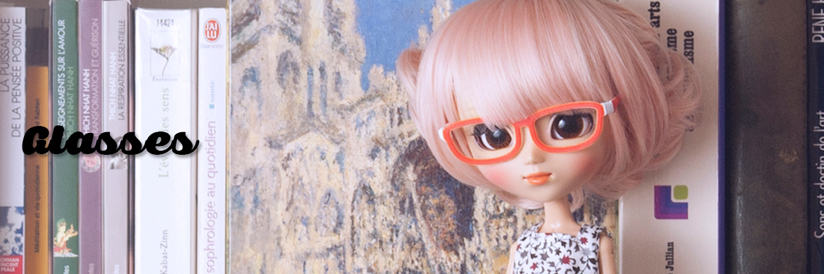 Glasses for Pullip