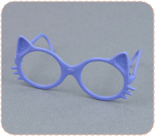 Maou glasses for Pullip