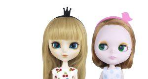Serre-têtes pour poupées