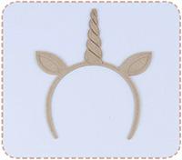 "Headbands ""Unicorn with ears"""