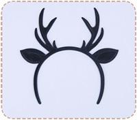 "Headband ""Reindeer"""