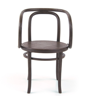 Thonet 209 armchair miniature 1/6 for diorama and dollhouse