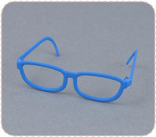 Classic glasses for Pullip
