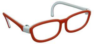 bi color glasses