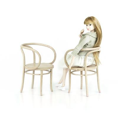 miniature furniture thonet 209