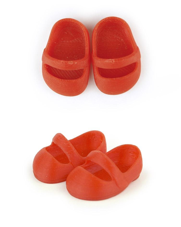 "Chaussures ""Mary Jane"" pour Lati Yellow et Pukifee"